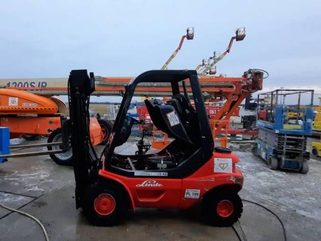Pristupna oprema i oprema za gradilišta