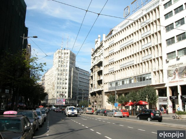 Unis Pretis Office Space in Terazije up for Sale – Initial Price EUR 300,000