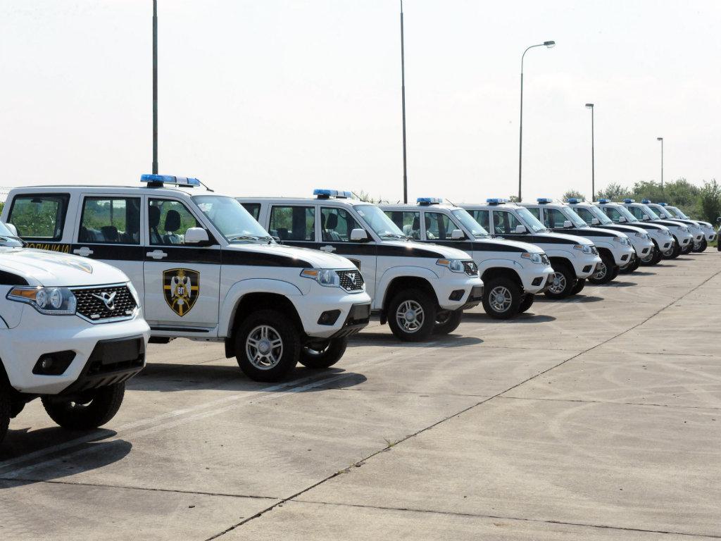 Novih 56 ruskih terenskih vozila UAZ Patriot za Vojsku Srbije - Do kraja oktobra planirana nabavka još 8