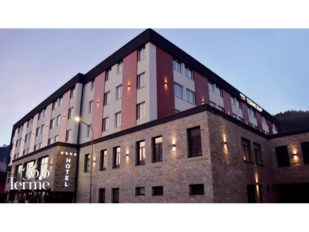 Otvoren Hotel Terme 36.6 u Priboju - U planu i hotel sa pet zvezdica u Pribojskoj banji (VIDEO)