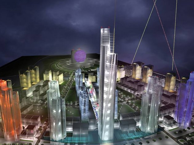Wie die Tesla-Stadt aussehen wird