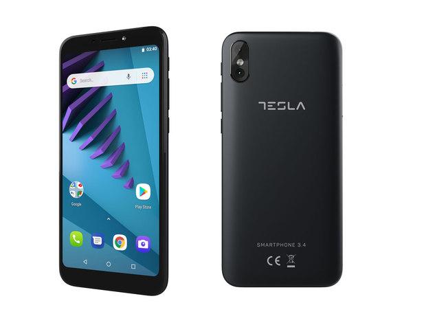 Novi  Tesla Smartphone 3.4. telefon
