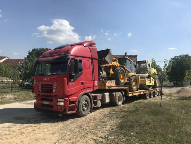 Građevinsko preduzeće Tigra iz Posušja planira nabavku novih mašina - Širi se poslovanje i na prevoz putnika