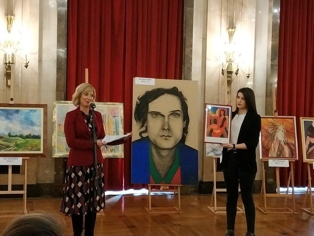 Na humanitarnoj aukciji za Tiršovu prikupljeno 5.600 EUR