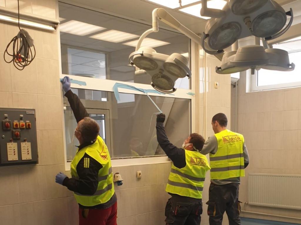 Ubrzani radovi na sanaciji dečje bolnice - Tiršova već sutra spremna za pacijente