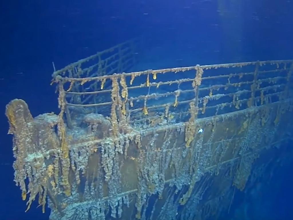 Na dnu Atlantika nestaje olupina Titanika