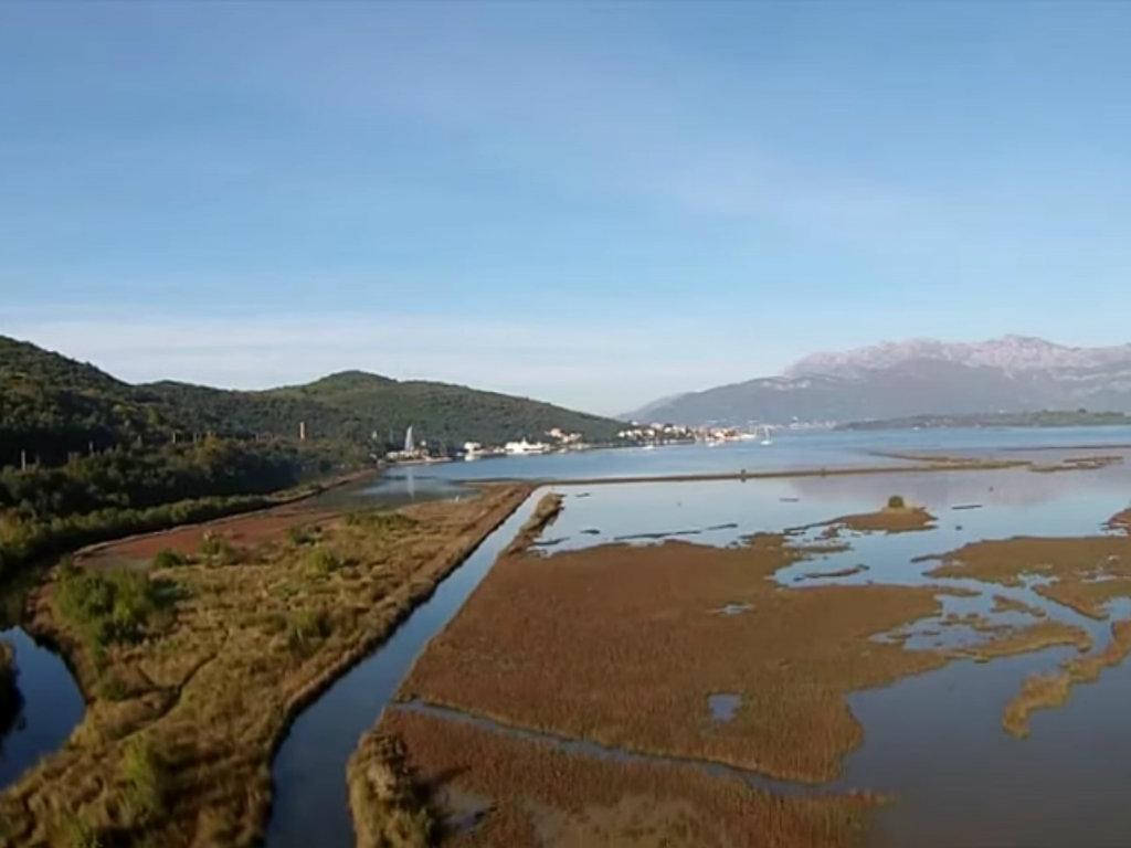 Izrađen plan zaštite i spasavanja od požara posebnog rezervata prirode Tivatska Solila