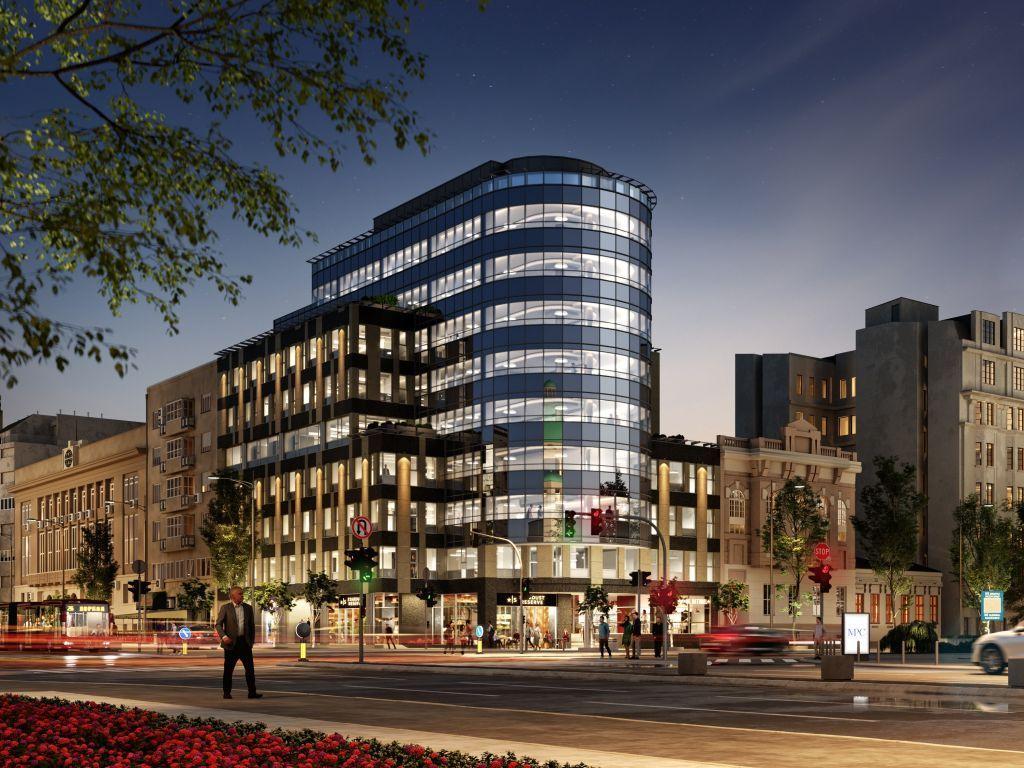 TLD Belgrade - Moderna poslovna zgrada na istorijskoj lokaciji (FOTO)