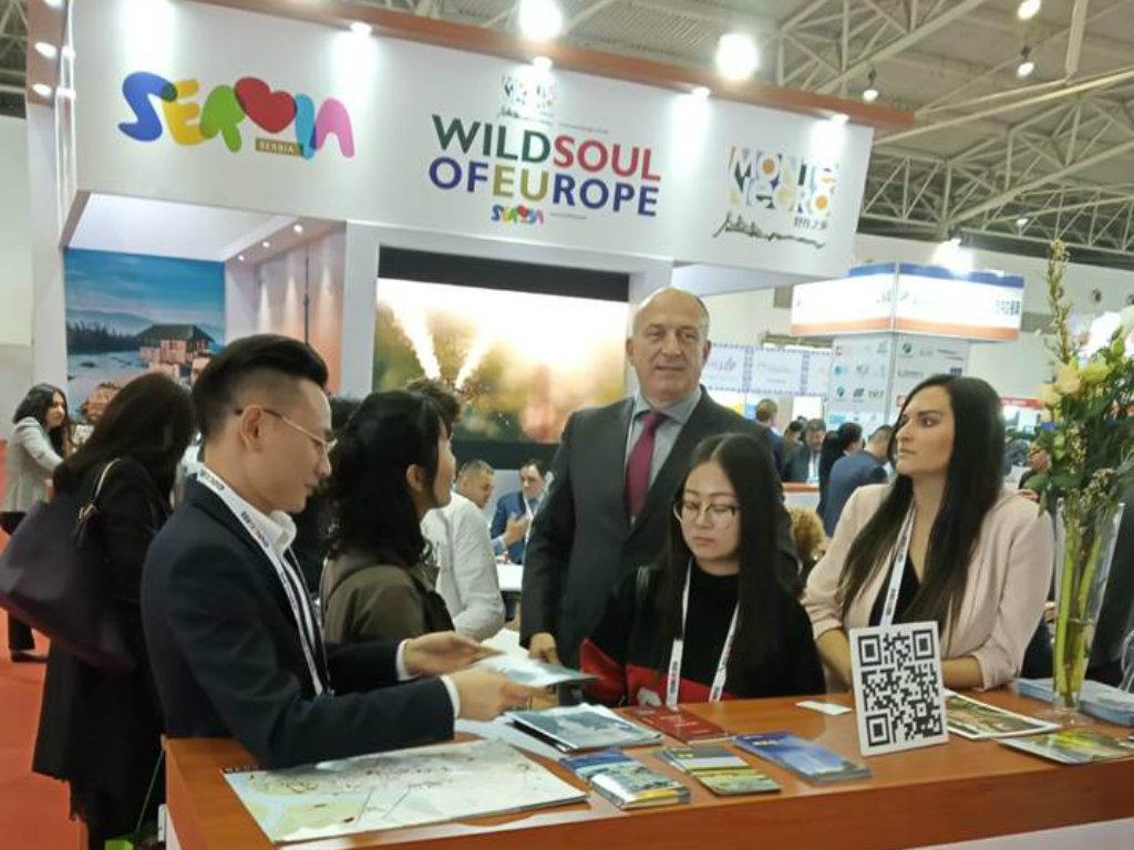 Promocija Srbije na Međunarodnom sajmu turizma COTTM u Pekingu - U planu dolazak kineskih turoperatera u Srbiju i prezentacija ponude Beograda u Kini