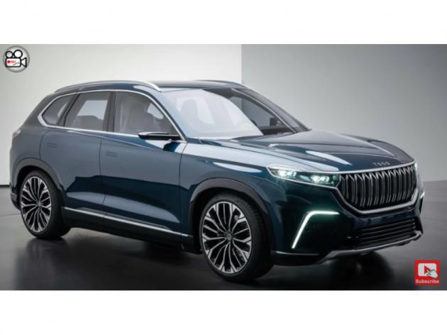 Turski auto TOGG C-SUV dobitnik međunarodne nagrade za dizajn