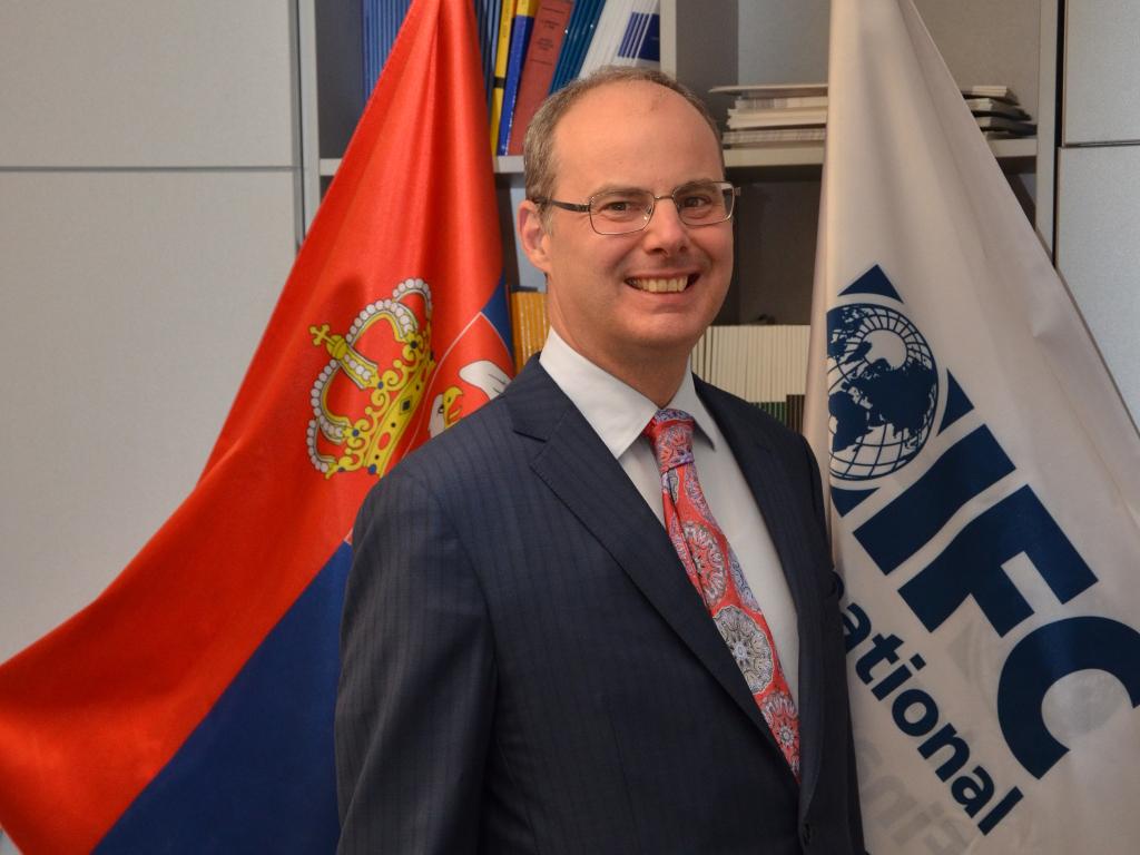 Tomas Lubek, regionalni menadžer Međunarodne finansijske korporacije (IFC) - Popravljamo poslovno okruženje u Srbiji, najveća korist za mikro, male i srednje firme