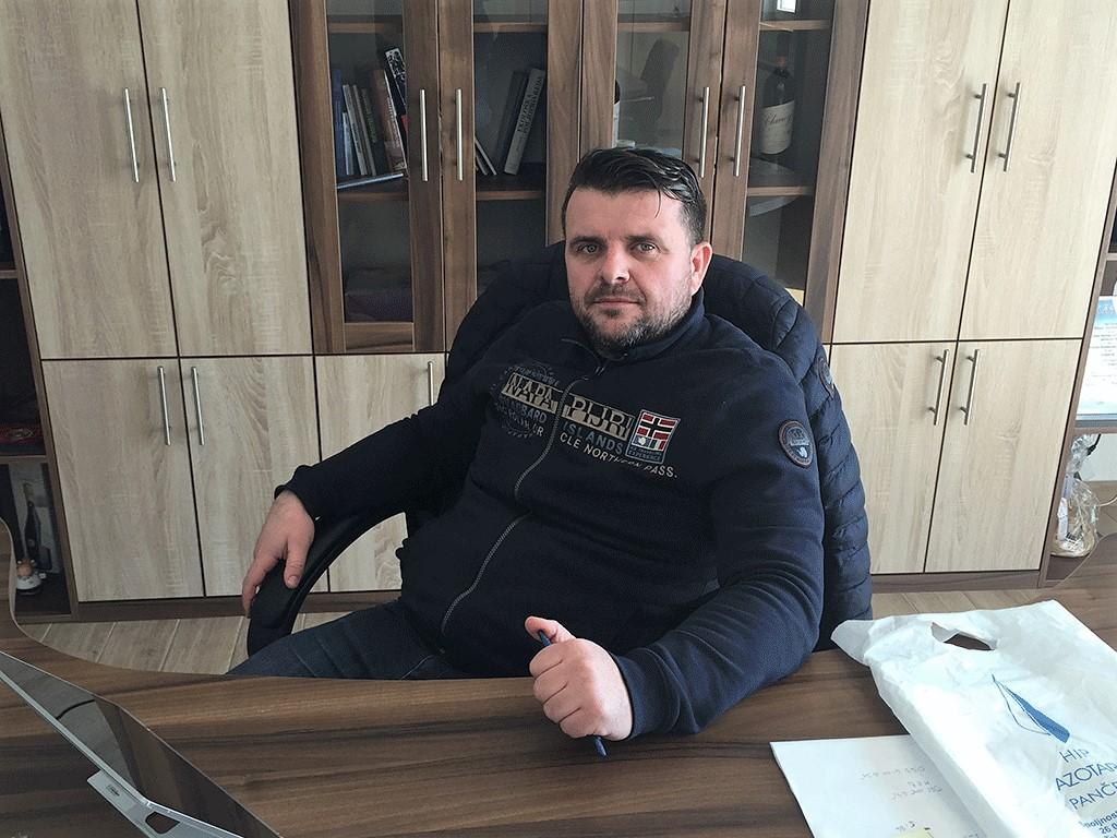 Tomislav Puđa, vlasnik mljekare Eko sir Puđa - Proizvodićemo vlastito mlijeko i organski sir