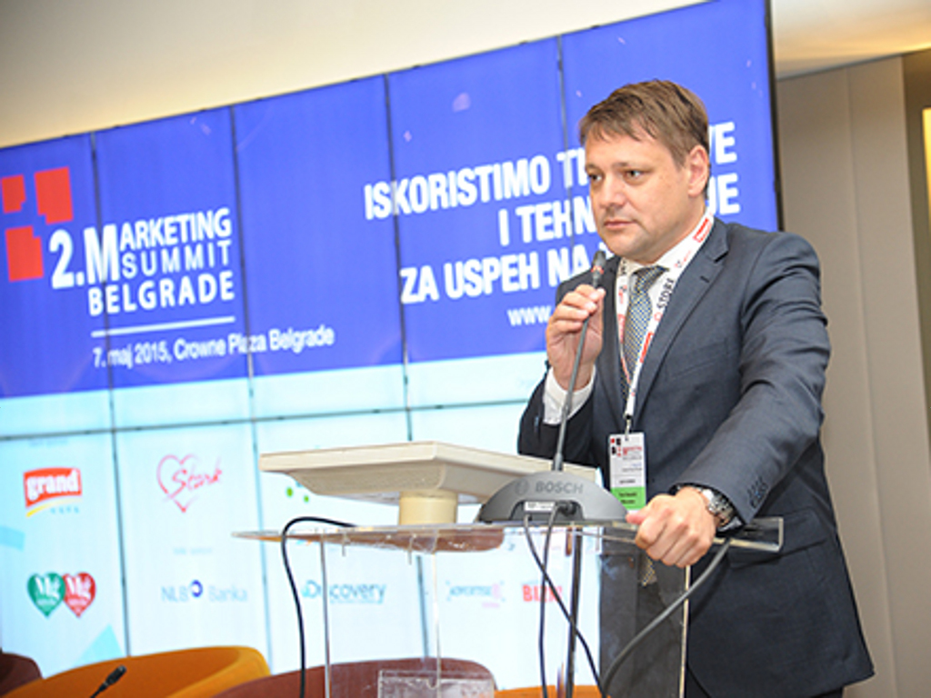 """Više od 300 učesnika na drugom """"Marketing Summit Belgrade"""""""