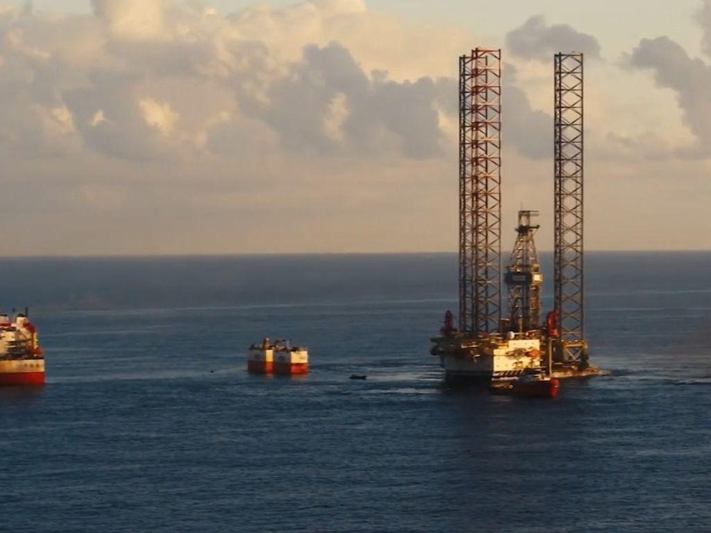 Potraga za naftom i gasom u crnogorskom podmorju - Eni i Novatek počinju istražna bušenja
