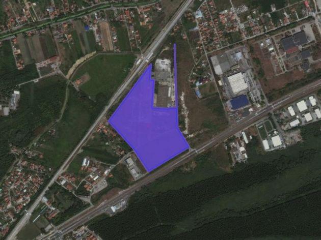 Određeno zemljište za moguću gradnju Toplane Krnjača