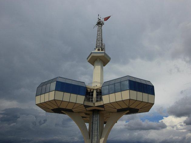 Toranj na Dajbabskoj gori