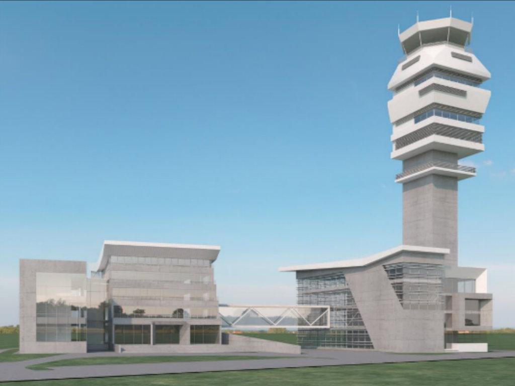 Početkom januara gradnja novog kontrolnog tornja na Aerodromu Nikola Tesla