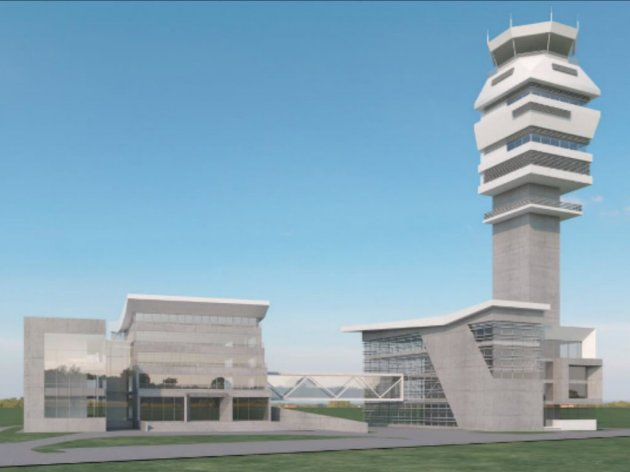 Future look of Control Tower