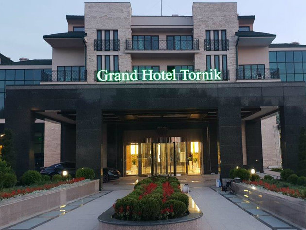 Grand Hotel Tornik on Zlatibor welcomes first guests