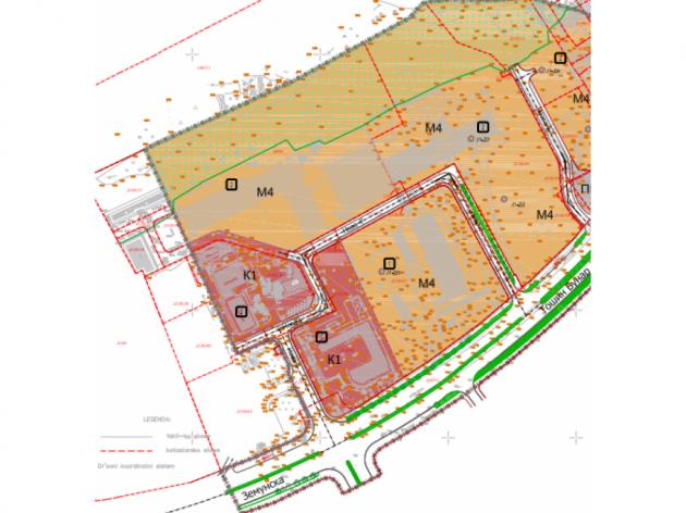 Na potezu duž ulica Zemunska-Tošin bunar uređuje se prostor za više od 6.000 stanovnika - U planu i 21-spratnice