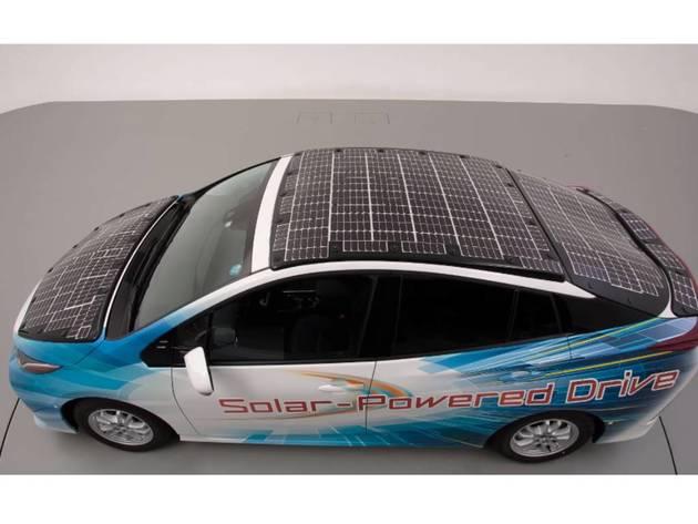 Toyota testira novi model na solarni pogon - Cilj nezavisnost od punjača