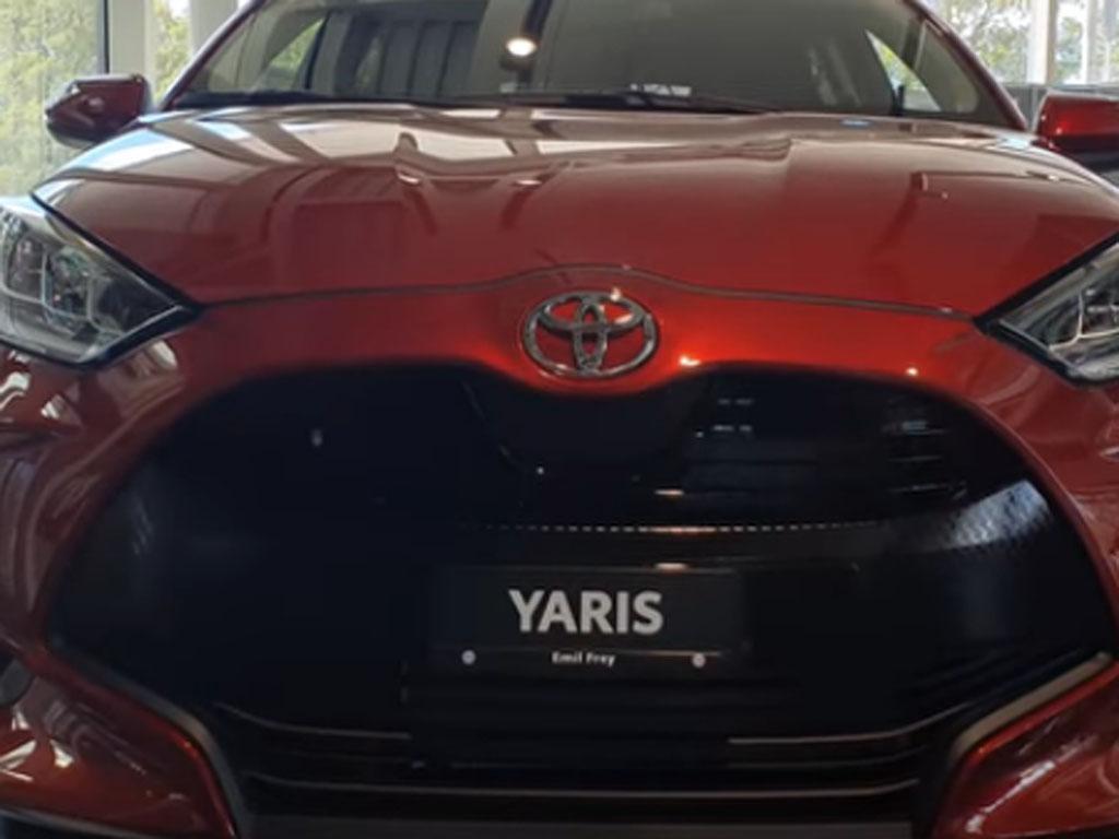 Automobilski novinari odlučili - Automobil godine 2021. Toyota Yaris