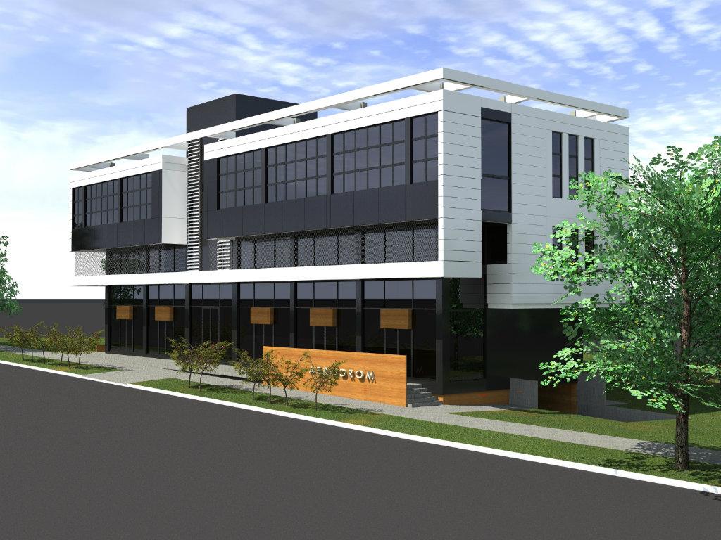 Kragujevac dobija novi trgovinski i poslovni centar - Savremeni TPC Aerodrom modernizuje istoimeno naselje