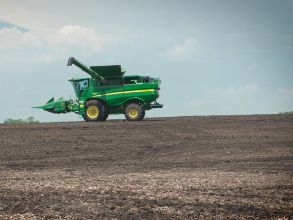 Kako je NASA pomogla da traktori sami voze