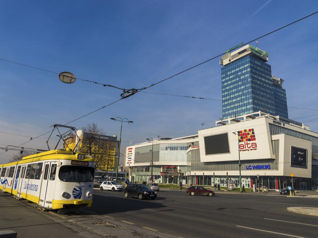 Omogućena gradnja zgrade pored Unitic nebodera i hotela Holiday