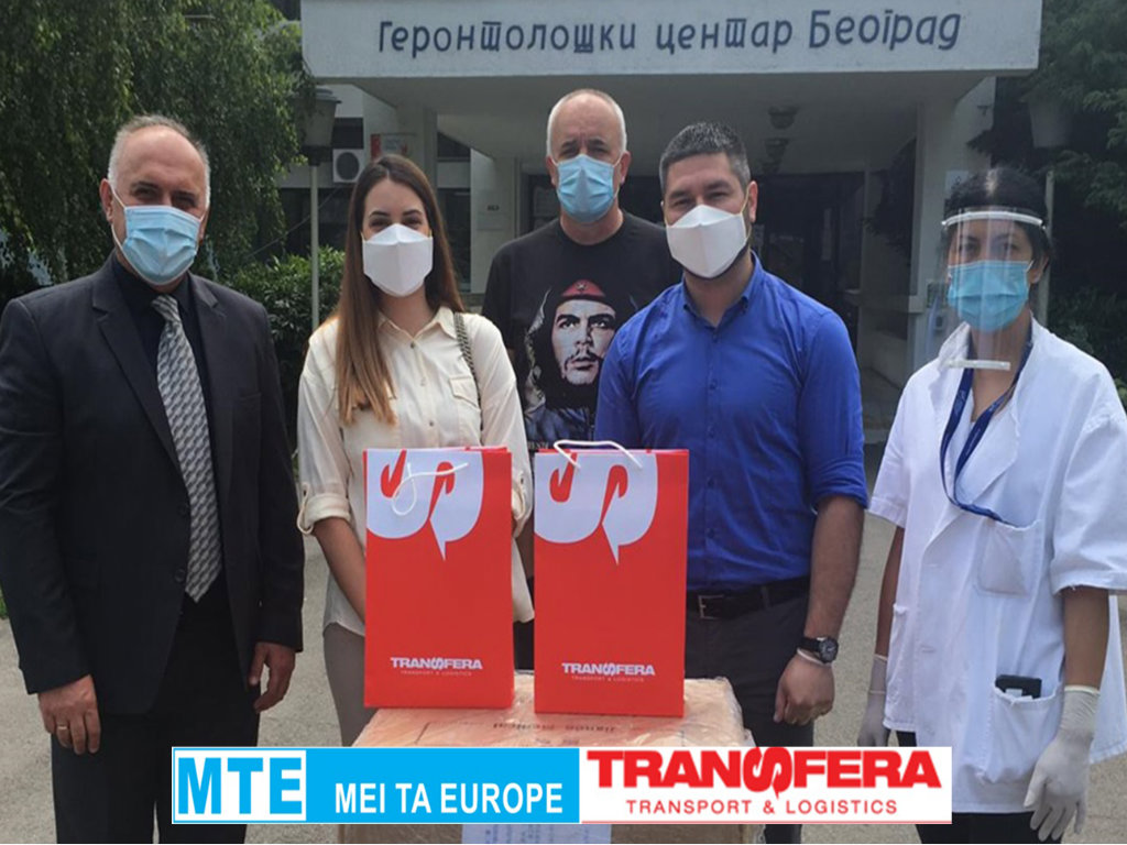 Mei Ta i Transfera za prevenciju širenja COVID-19