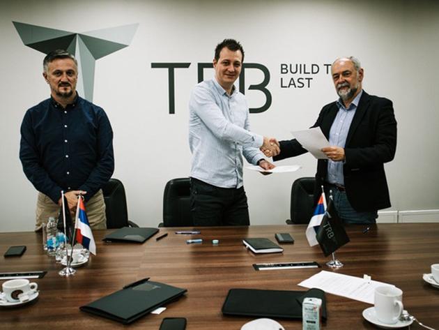 Tehnički remont Bratunac i Green power turbine systems iz Beograda dogovorili saradnju na projektima namjenske industrije