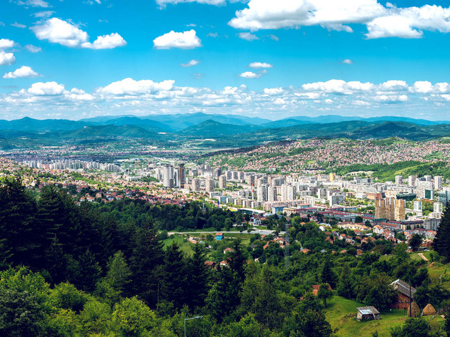 Za koliko je stanovnika Sarajevo - Kako bi grad mogao urbanistički da se širi i bude po mjeri čovjeka