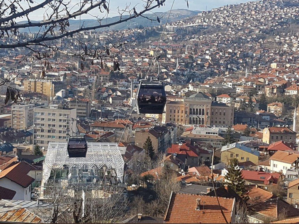 Objavljen poziv za zakup poslovnih prostora u objektima stanica Trebevićke žičare
