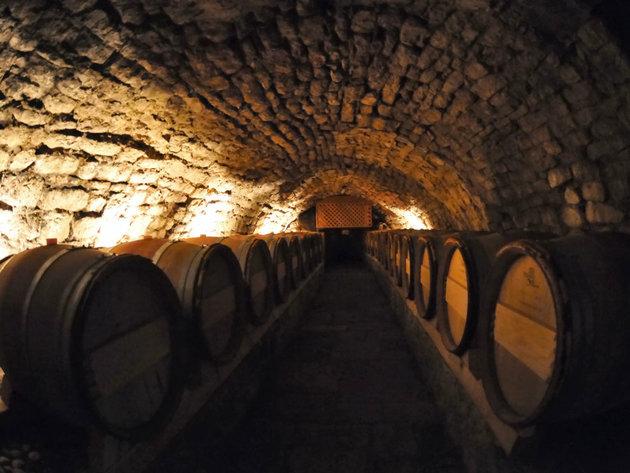 Jedan od vinskih podruma u Trebinju