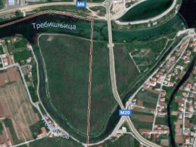 Trebinje traži investitore za najatraktivniju gradsku lokaciju - Na 16 hektara predviđeni stambeni kompleksi i sportski tereni