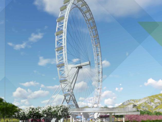 Ideja za panoramski točak