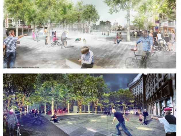 design solution for Nikole Pasica Square