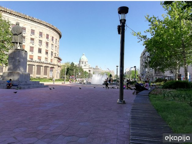 Nikola Pasic Square to become World Cup Square