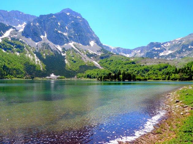 Trnovačko jezero, Sutjeska