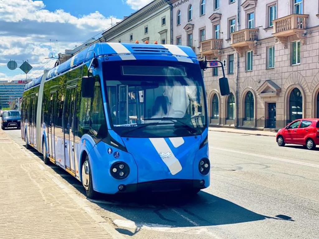 Potpisan ugovor za nabavku 25 novih niskopodnih trolejbusa u Sarajevu - Na ulicama pred kraj 2021.