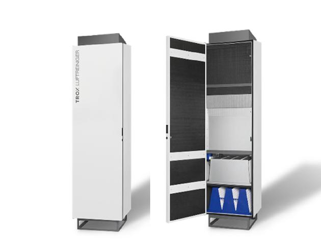 TROX prečišćivač vazduha - Sigurno rešenje u borbi protiv aerosola kojima se prenose virusi