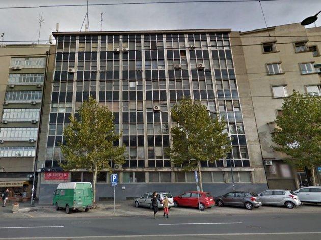 Bürogebäude von KMG Trudbenik am Boulevard Kralja Aleksandara zum Verkauf gestellt - Startpreis von rudn 4 Mio. EUR