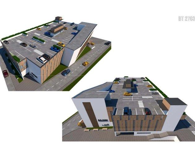 Gradačac dobija gradsku garažu i tržni centar - Zajednička investicija Općine i firme Belamionix