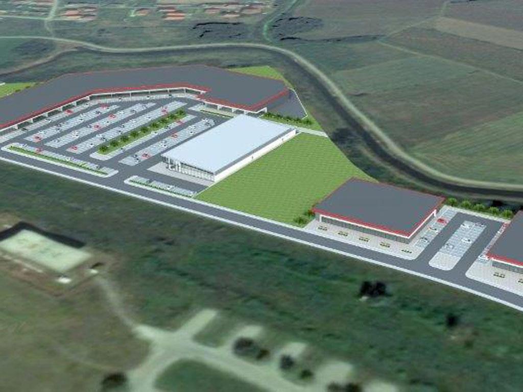 U Obrenovcu se gradi tržni centar na više od 8.000 m2 - Otvaranje u maju, posao za 300 radnika