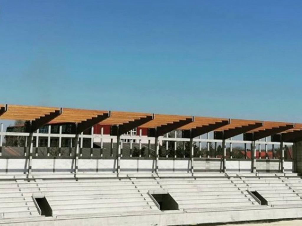 Stadion u Bačkoj Topoli biće gotov do maja - U planu i gradnja hotela