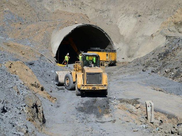 AUTOCESTE FBiH: Stopiramo radove na tunelu Hranjen zbog nedostatka novca