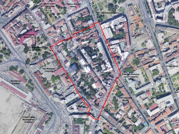 Šta predviđa plan za područje oko budućeg ulaza u tunel ispod centra Beograda - Ulicom Gavrila Principa u 4 trake, novi kompleks socijalne zaštite u Lominoj...