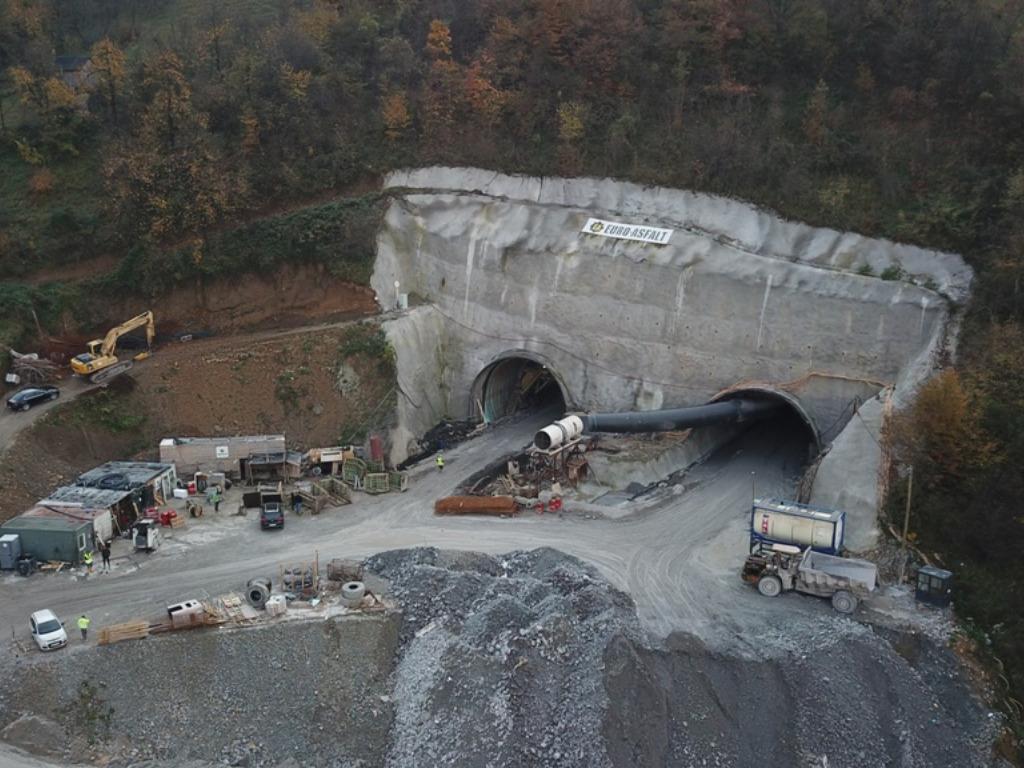 Novih deset kilometara autoputa kod Zenice na ljeto 2022. - Upitno da li će gradnja tunela Zenica ići po projektu