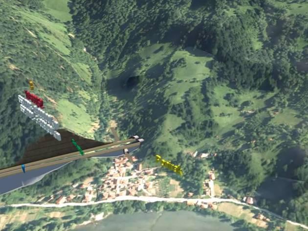 Počela izgradnja tunela Zenica dugog 2,5 kilometra - Investicija vrijedna 59,4 mil EUR (VIDEO)