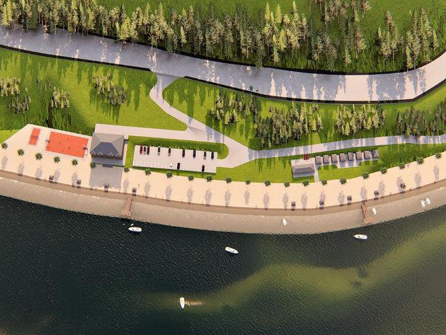 Novi Pazar dobija turističko naselje na jezeru Gazivode (FOTO)